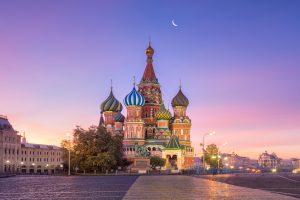 Собор Василия Блаженного / St. Basil's Cathedral